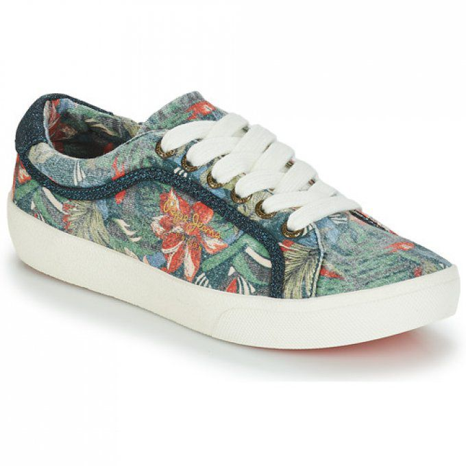 Sneakers PEPE JEANS RENE JUNGLE 556DRILL