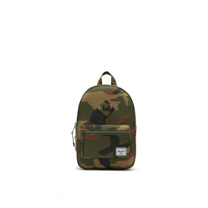 HERSCHEL Heritage Backpack | Kids Color: Woodland Camo