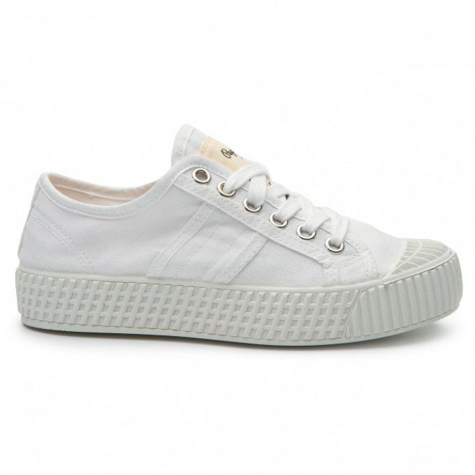 PEPE JEANS IN-G LOW WOMAN WHITE