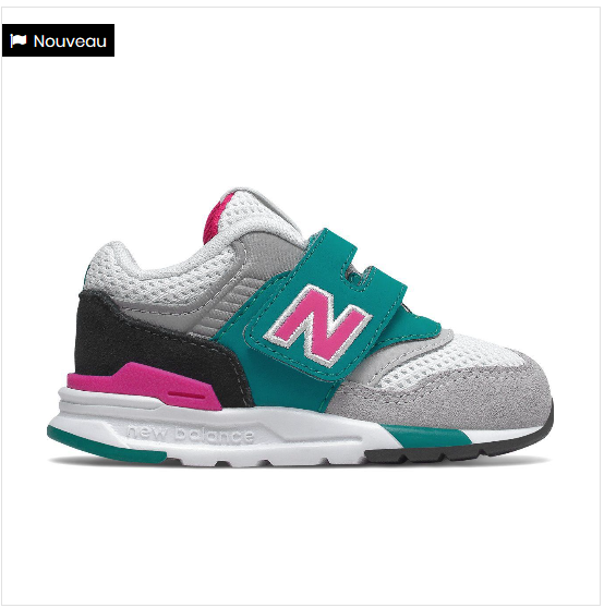 NEW BALANCE 997H Amazonite with Carnival